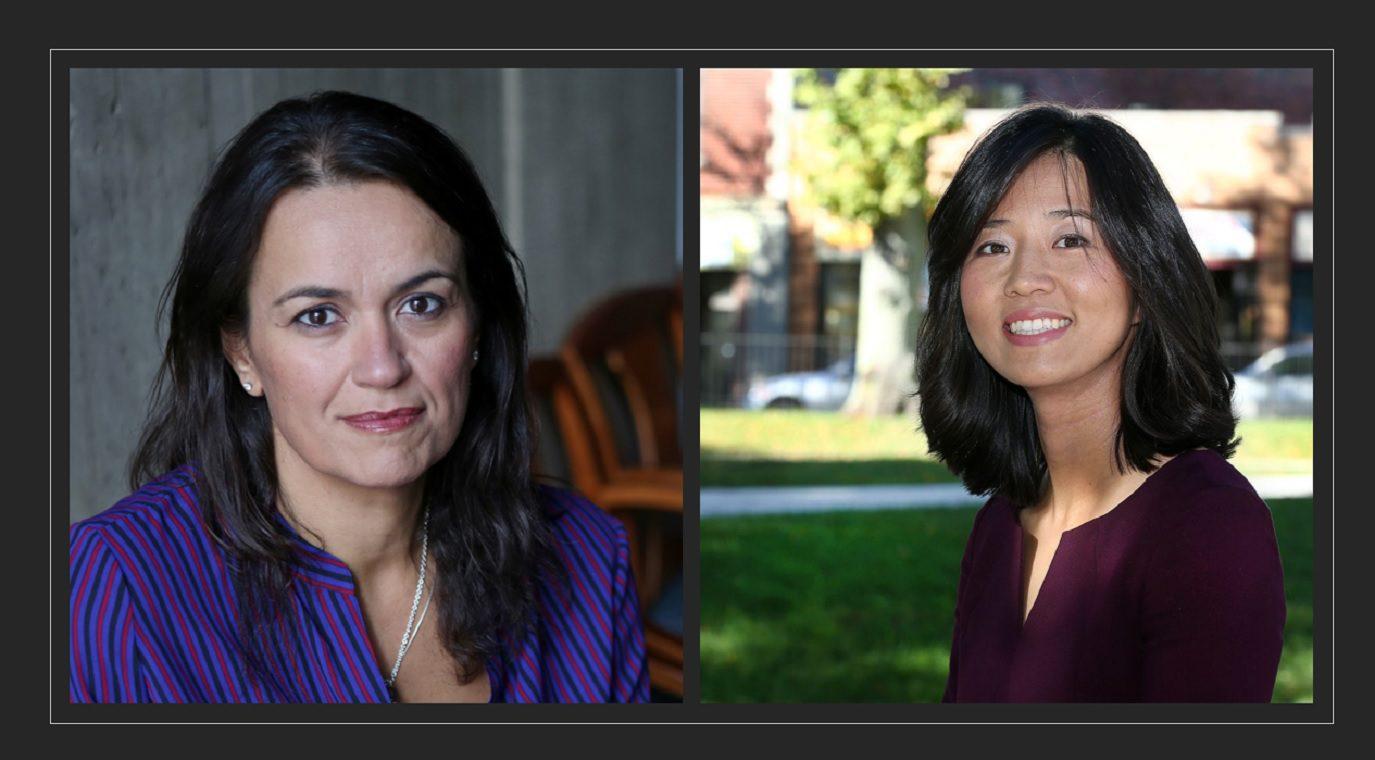 Boston Mayoral Polls 2021 : Kim Janey endorses Michelle Wu