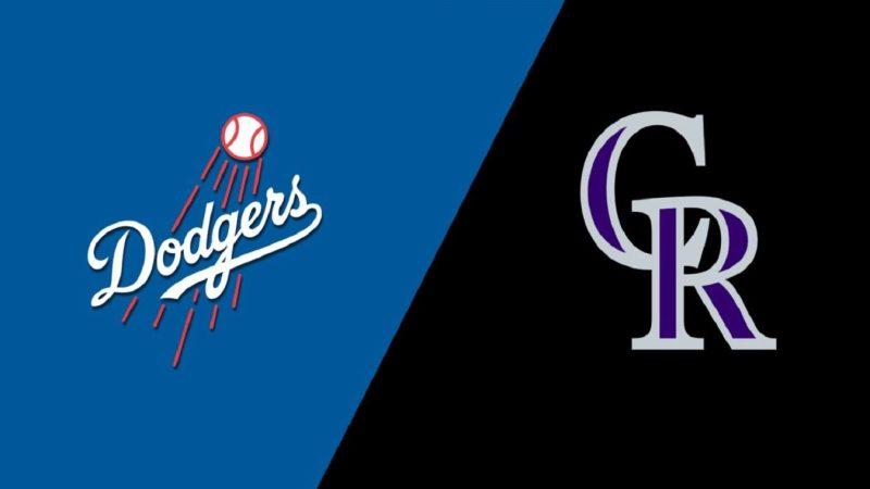 Los Angeles Dodgers vs Colorado Rockies Odds and Predictions