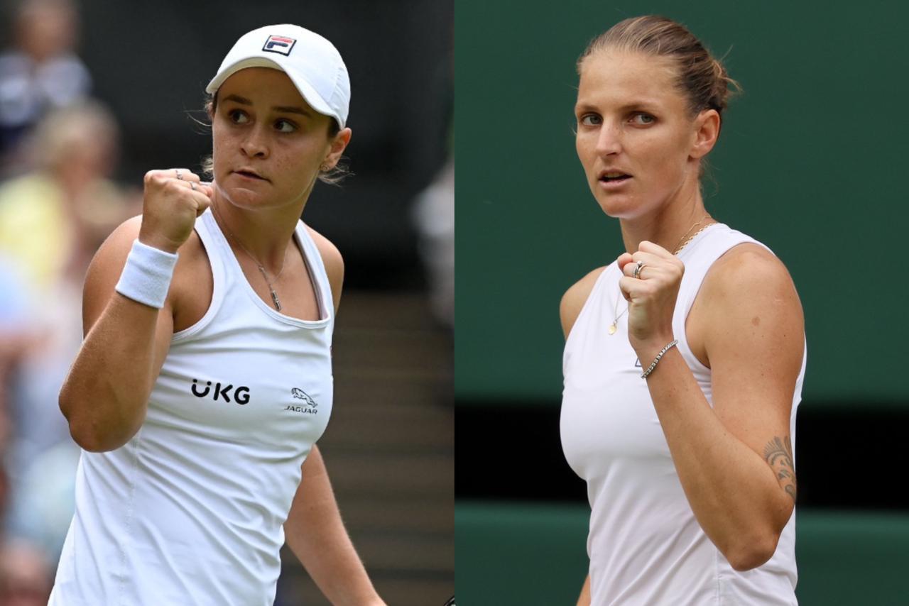 Ashleigh Barty vs Karolina Pliskova Wimbledon Finals Odds And Predictions