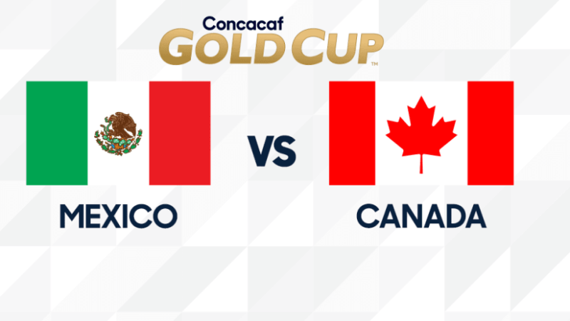 Mexico vs Canada Football Predictions And Betting Odds