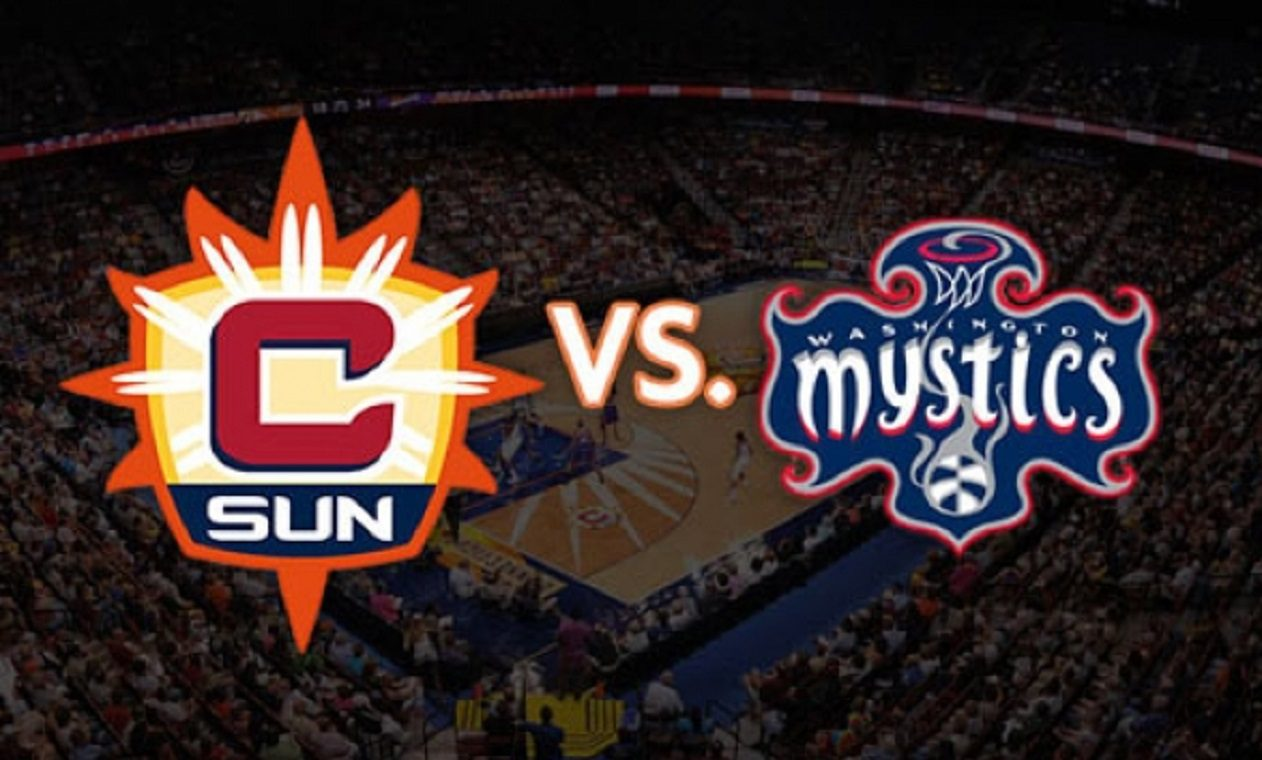 Connecticut Sun vs Washington Mystics Odds and Prediction: Sun 85 Mystics 75