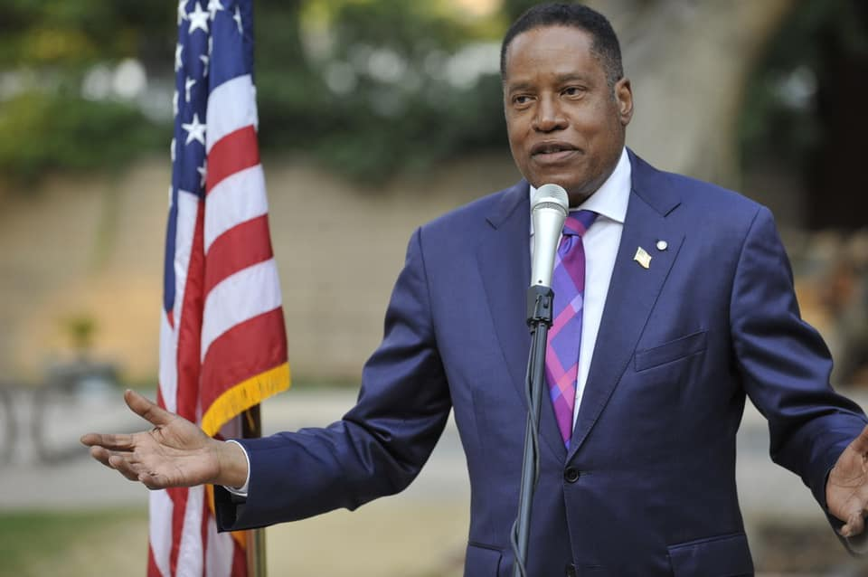 3 reasons why Larry Elder could become California Governor and what are his policy positions?