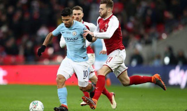 Manchester City vs Arsenal 925844