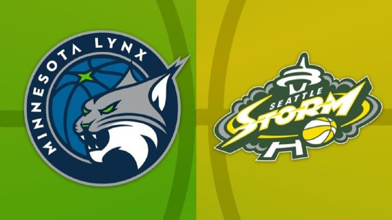 Seattle Storm vs Minnesota Lynx Odds and Predictions