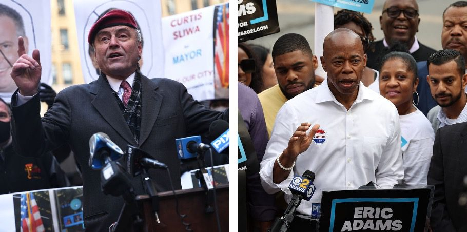 Latest NYC Mayoral Polls 2021:  Betting markets favor Adams, Google Search trends are neck to neck