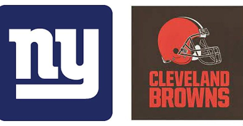 Browns vs Giants Predictions and Odds: Strong Giants To Win