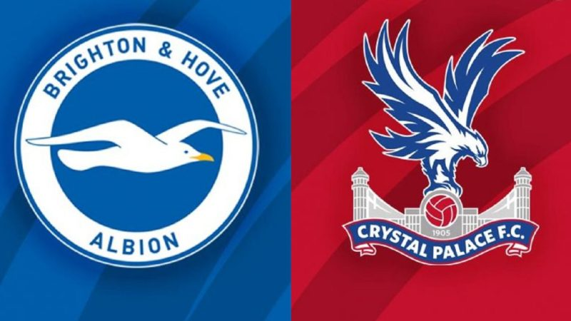 Crystal Palace will host Brighton on Monday. Here is the Crystal Palace vs Brighton Line Up for Upcoming Premier League Match