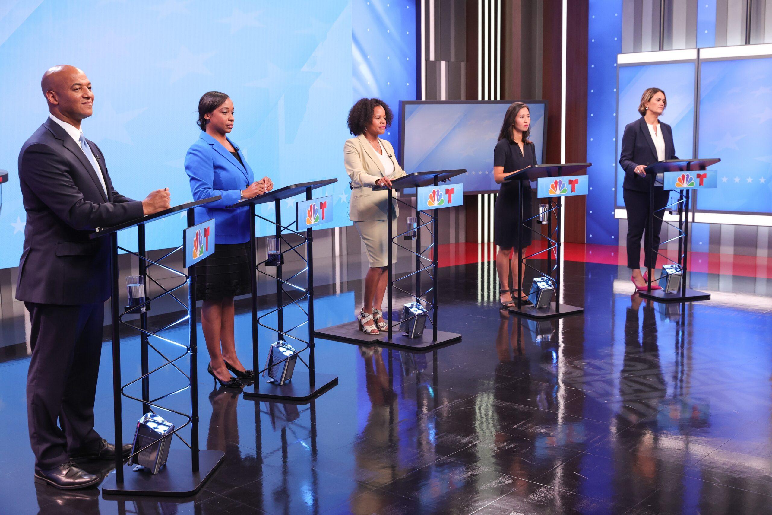 Boston Mayoral Debate 2021 : Annissa George Outperforms in the first debate, Wu Underperforms