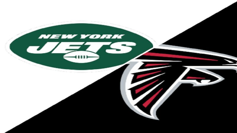 Falcons vs Jets Prediction and Odds