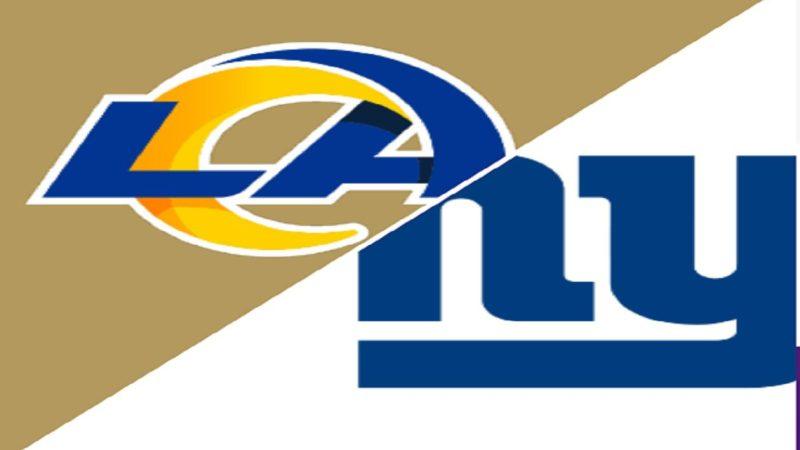 Giants vs Rams Prediction and Odds