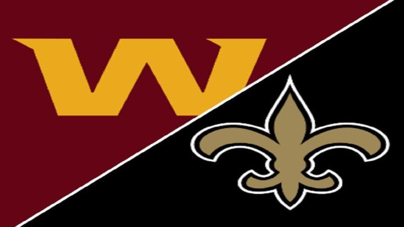 Saints vs Washington Prediction and Odds