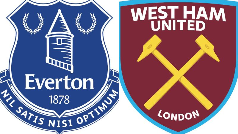 Everton vs West Ham United Predictions and Odds