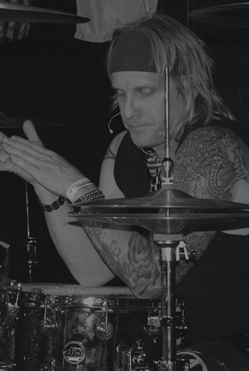 Tim Estes - Crowfly - Drums and Piano