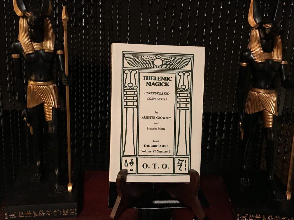 Thelemic Books Caretakers Of Thelema