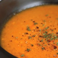 Butternut Chipotle Soup