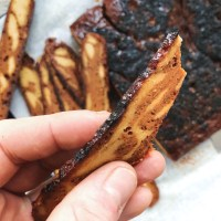 Seitan bacon