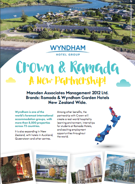 Crown & Ramada - A new partnership