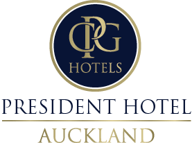 CPG President Hotel Auckland Homepage