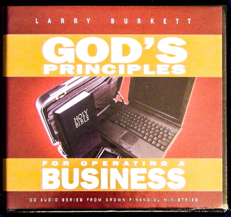 GOD'S PRINCIPLES FOR OPERATING A BUSINESS