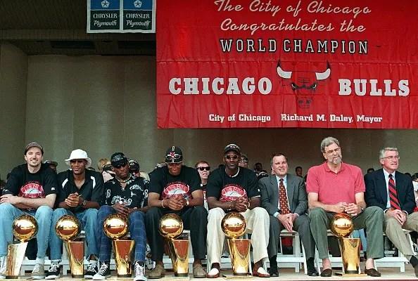 Best NBA Dynasties