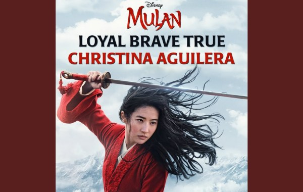 Christina Aguilera – Loyal Brave True Lyrics