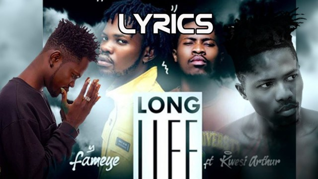 Fameye Long Life Lyrics Crownlyric Com Download mp3 for fameye's latest song titled 'nobody' and featuring queen of queens star 'sista afia'. fameye long life lyrics crownlyric com