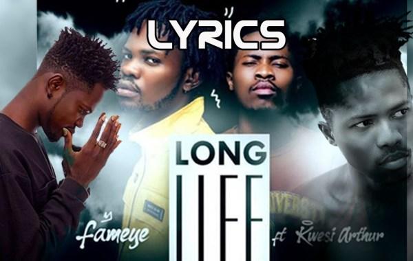 Fameye – Long Life Lyrics