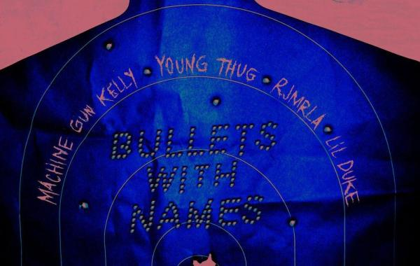 Machine Gun Kelly – Bullets With Names Lyrics