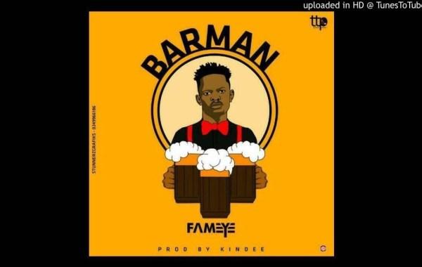 Fameye - Bar Man lyrics