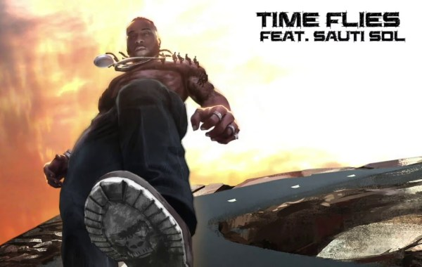 Burna Boy - Time Flies lyrics