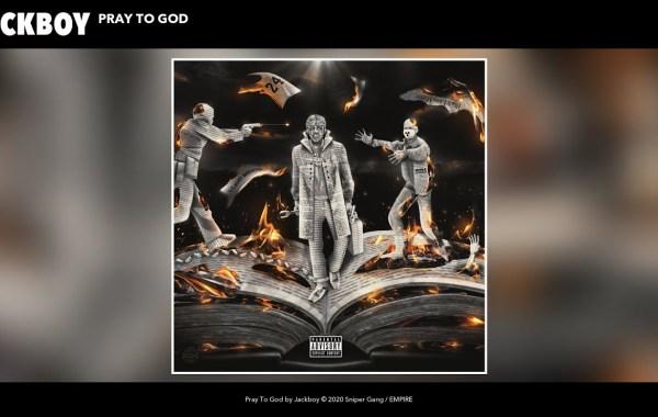 Jackboy - Pray To God lyrics