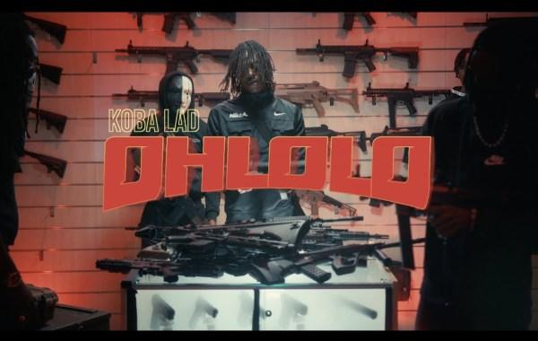 Koba LaD - Ohlolo lyrics