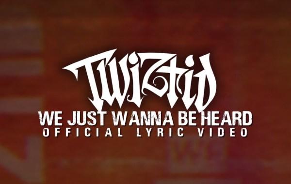 Twiztid - We just wanna be heard lyrics