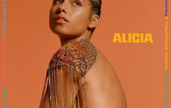 Alicia Keys - Gramercy Park lyrics