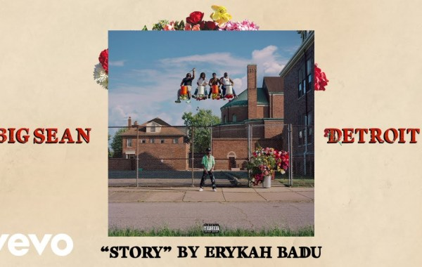 Big Sean - Story by Erykah Badu lyrics