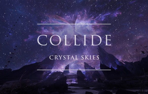 Crystal Skies - Collide lyrics