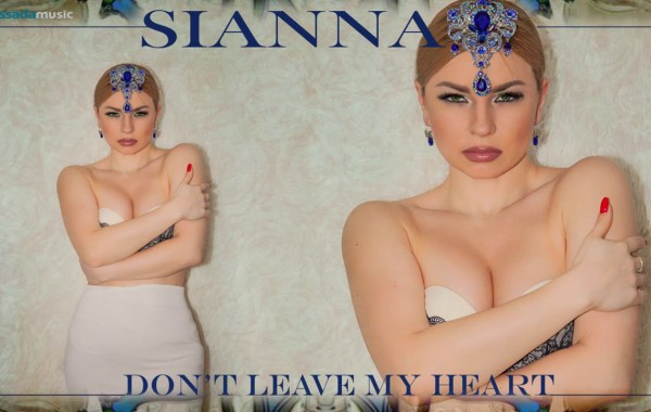 SiANNA - Don't Leave My Heart lyrics