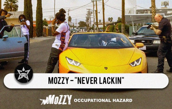 Mozzy - Never Lackin lyrics