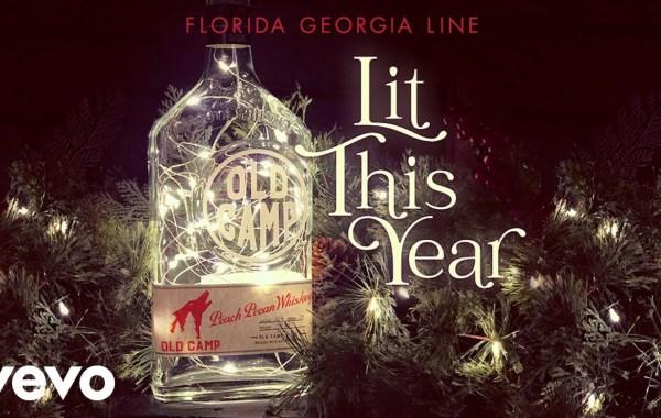 Florida Georgia Line - Lit This Year Lyrics