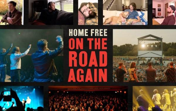 Home Free - On the Road Again lyrics