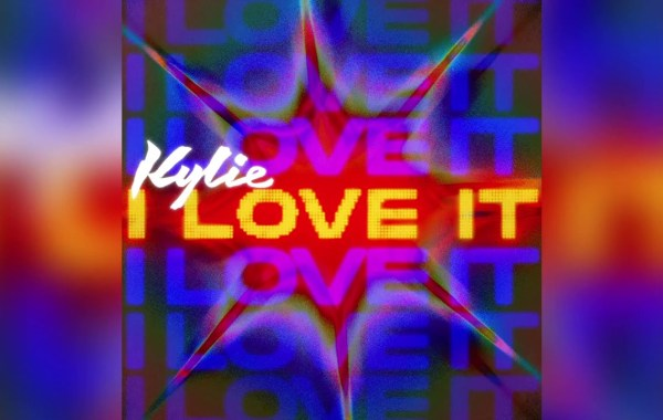 Kylie Minogue - I Love It lyrics