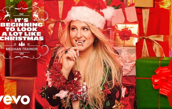 Meghan Trainor Ft Seth MacFarlane – White Christmas Lyrics