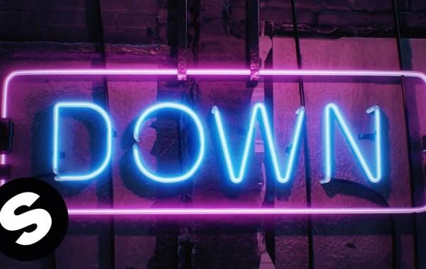 SLVR & Tom Budin - Down lyrics