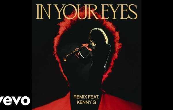 The Weeknd - In Your Eyes (Kenny G Remix) lyrics