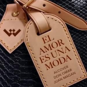 JUAN MAGAN, Alcover & Don Omar - El Amor Es Una Moda Lyrics