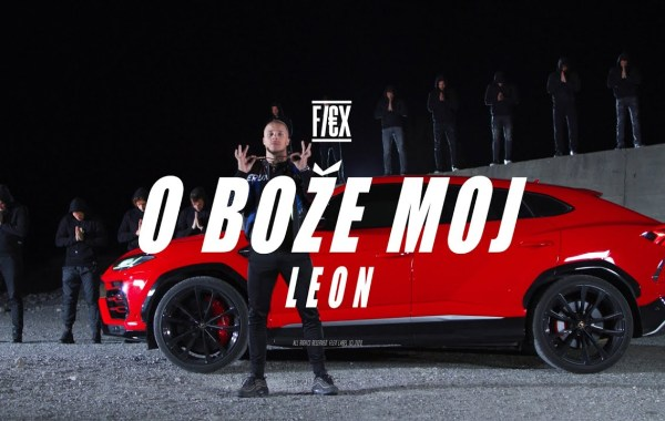 Leon - O Bože Moj Lyrics