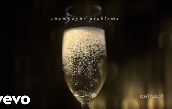 Taylor Swift - champagne problems Lyrics
