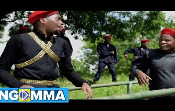 GOODLUCK GOZBERT Ft BONY MWAITEGE - Mugambo Lyrics