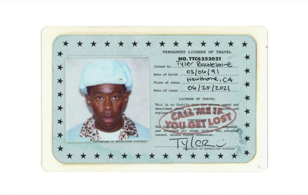 Tyler, The Creator - SWEET I THOUGHT YOU WANTED TO DANCE Lyrics
