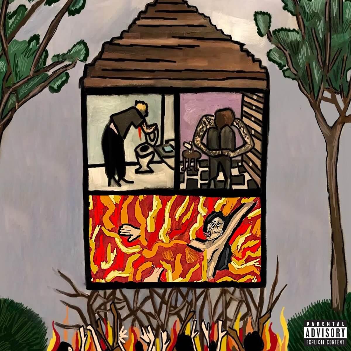 $uicideboy$ - Degeneration In The Key Of A Minor Lyrics